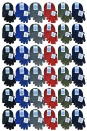 Yacht & Smith Wholesale Kids Beanie And Glove Sets Ages 2-8