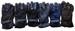 Yacht & Smith Men's Fleece Gloves