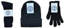 Yacht & Smith Bundle Care Combo Pack, Wholesale Hats Glove, Socks (720, Mens)
