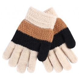 Kids Gloves Color Stripes