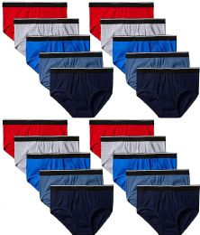 Gildan Mens Briefs, Assorted Colors Size 2XL