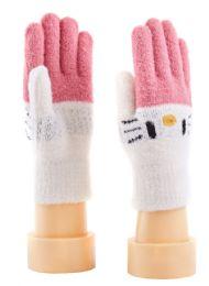 Children's Knitted Gloves