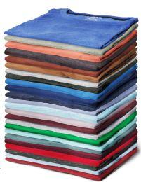 Yacht & Smith Mens Cotton Short Sleeve T Shirts Mix Colors Size Medium