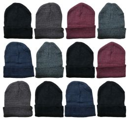 Assorted Unisex Winter Warm Beanie Hats