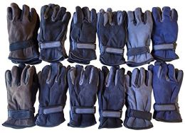Yacht & Smith Men's Fleece Gloves