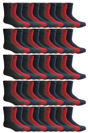 Yacht & Smith Women's And Men's Warm Thermal Boot Socks Case Set